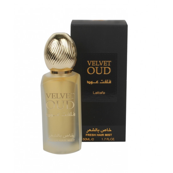 Velvet Oud Fresh Hair Perfume By Lattfa 50Ml